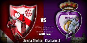 Sevilla Atlético - Real Jaén: a la conquista de Sevilla para seguir arriba