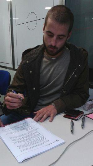 Jorge Pulido, nuevo jugador del Albacete Balompié
