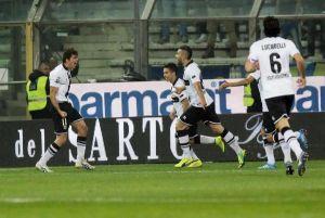Parma 2-0 Inter Milan - De Ceglie's brace inspires Parma to a first home win of the season