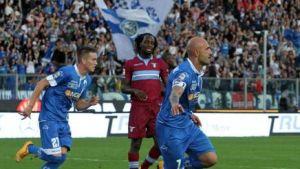 Maccarone corta la racha de la Lazio