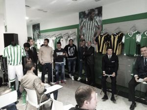 El Real Betis se expande con una nueva tienda en el centro de Sevilla
