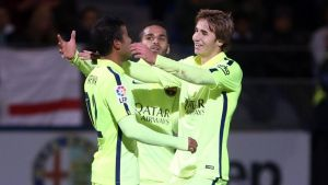 Huesca - FC Barcelona: puntuaciones del FC Barcelona, dieciseisavos de Copa del Rey