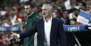 """Didier Deschamps: """"Los cambios han marcado la diferencia"""""""
