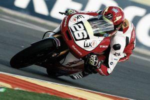 Dani Sáez se va al British Moto3