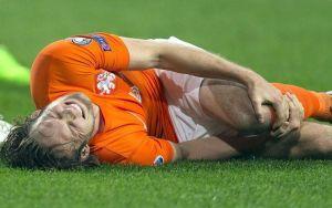 بليند يغيب من الملاعب لمدة 4 إلى 6 أسابيع بسبب الإصابة