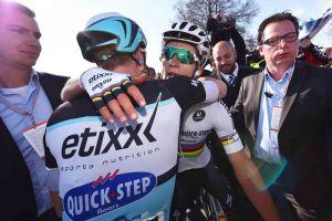 """Julien Alaphilippe: """"Estoy muy contento por el equipo y por mí"""""""