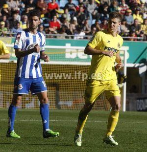 Villarreal vs Deportivo de la Coruña en vivo y directo online