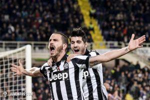 La Juventus se reencarna en Michelangelo