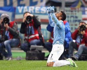 Felipe Anderson se gana el cielo con una Lazio más en Champions