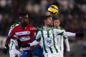 Córdoba CF - Granada CF: puntuaciones del Granada, jornada 17 de Liga BBVA