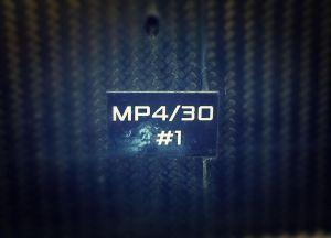 OFICIAL I McLaren - Honda desvelará el MP4-30 el 29 de enero