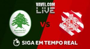 Resultado Boavista x Bangu no Campeonato Carioca 2018 (2-2)