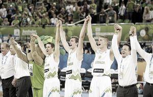 Eslovenia acaba quinta e Italia se queda sin Mundial