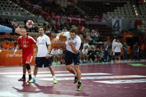 Mundial Qatar 2015. Grupo D, jornada 1: un grupo con mucha emoción