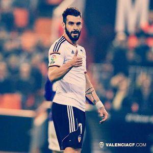 Valencia - Almeria: puntuaciones del Valencia, jornada 19