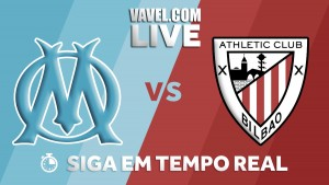 Resultado Olympique de Marseille x Athletic Bilbao pela Uefa Europa League 2017-18 (3-1)