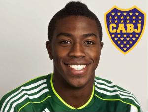 Boca Juniors analiza la llegada de un colombiano