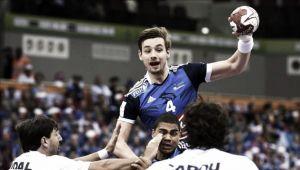 Francia cumple y supera a Argentina con solvencia