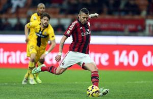AC Milan 3-1 Parma: Ménez inspires Rossoneri to first win in 2015