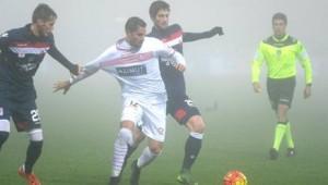 Coppa Italia, il Carpi batte il Vicenza (e la nebbia) e vola agli ottavi