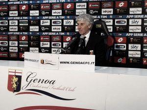 """Genoa, Gasperini: """"Nessuno è favorito. Occhio ai blocchi sui calci piazzati!"""""""