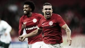 Pottker marca gol polêmico no fim, Inter bate Luverdense e se aproxima do G-4