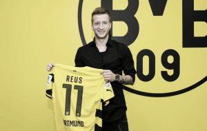Reus spiazza tutti. Arriva il rinnovo con il Dortmund