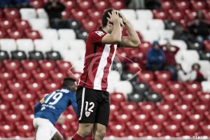 El Bilbao Athletic se enfría en San Mames