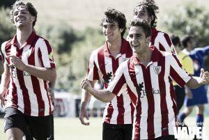 Bilbao Athletic – Real Sociedad B: reconstrucción con miras a playoff