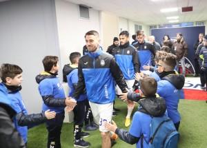 Serie A - Allo Scida vince il maltempo, è pareggio tra Crotone ed Atalanta (1-1)