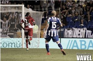 "Abdoulaye Ba: ""Volveré más fuerte"""