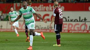 Baba signs for Augsburg a day after scoring a brace