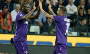 Serie A - La Fiorentina passa al Bentegodi, 3-0 firmato Tello, Babacar e Chiesa