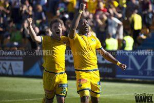 El Alcorcón acaricia la permanencia gracias a un gol de Babin
