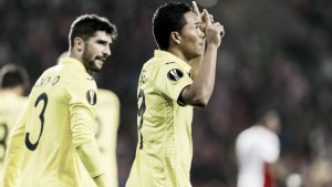 El Villarreal hace historia ante el Slavia de Praha