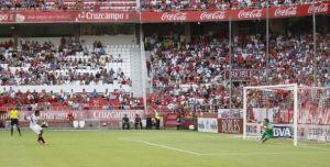 Sevilla FC - Getafe: puntuaciones del Getafe, jornada 3