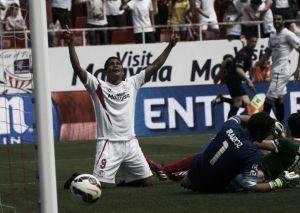 Carlos III: el 'cafetero' marcó el segundo gol en la victoria del Sevilla ante Athletic