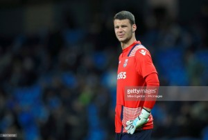 "Goalkeeper Daniel Bachmann could be helped by ""change of scenery"" at Watford"