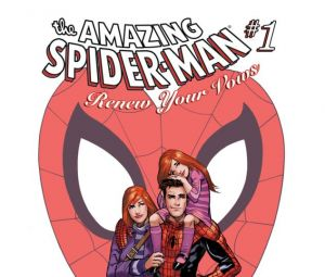 "Comic Book Wednesday: Spider-Man ""Renew Your Vows"""