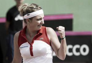 WTA Pechino, finale Muguruza-Bacsinszky. Battute Radwanska e Ivanovic