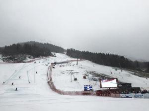 Sci alpino, a Bad Kleinkircheim vince il maltempo