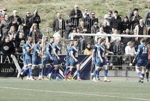 CF Badalona - CD Eldense: la Copa o la salvación
