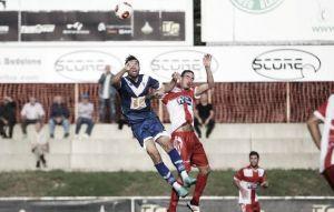 CF Badalona - CD Alcoyano: la primera de las diez finales por acceder a los playoffs