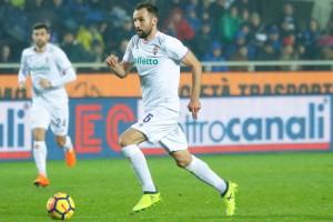 Fiorentina, Badelj si fa male in nazionale