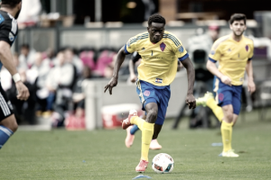 Dominique Badji targets double-digit goal tally