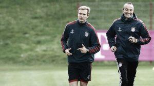 Holger Badstuber regresa a entrenar con el primer equipo