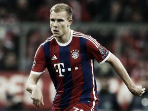 Badstuber returns to full training in time for Leverkusen game