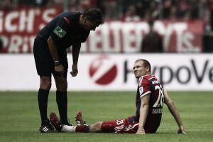 Nueva lesión para Badstuber