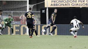 Badu esfuma el sueño europeo del Hellas Verona