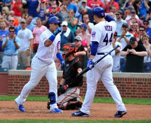 Chicago Cubs Defeat Baltimore Orioles 4-1